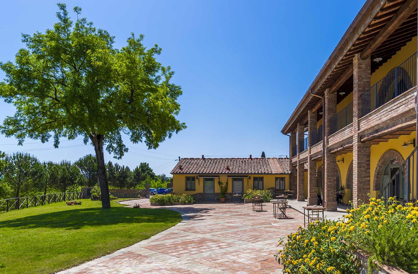 Appartamenti e case vacanze Le Fornaci Arezzo