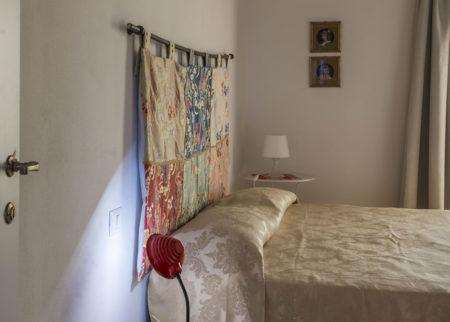 Camera da Letto appartamento Maghino casa vacanze Le Fornaci Arezzo