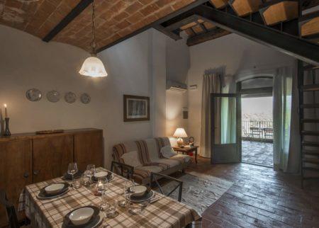Appartamento Maghino casa vacanze Le Fornaci Arezzo