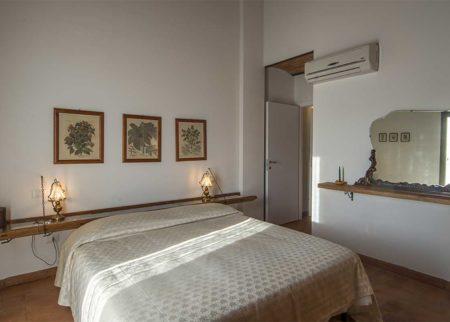 Dettaglio camera da letto appartamento Bellino, casa vacanze Le Fornaci Arezzo