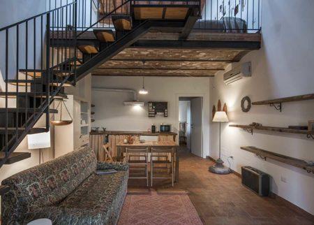 Dettaglio appartamento Catola, casa vacanze Le Fornaci Arezzo