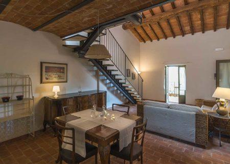 Dettaglio appartamento Dondo, casa vacanze Le Fornaci Arezzo