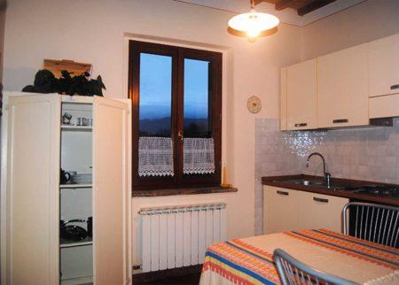 Dettaglio Appartamento Maria e Cecco casa vacanze Le Fornaci Arezzo