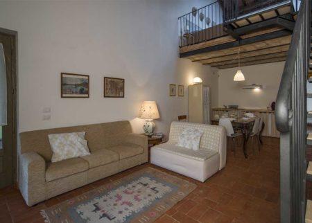 Dettaglio appartamento Nanni, casa vacanze Le Fornaci Arezzo