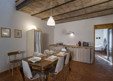 Panoramica appartamento Nanni, casa vacanze Le Fornaci Arezzo