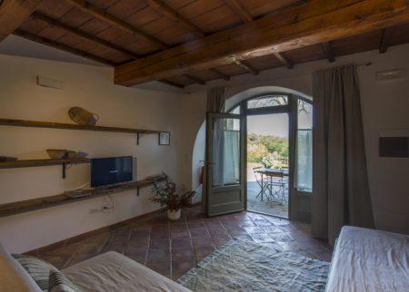 Dettaglio appartamento Zi Toni casa vacanze Le Fornaci Arezzo