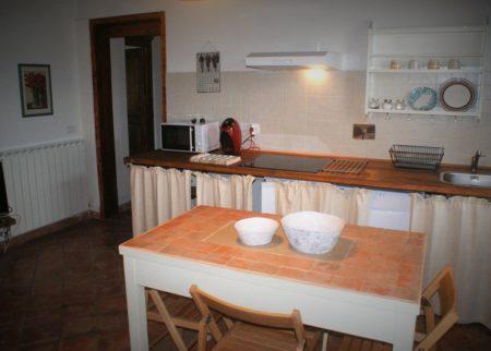 Cucina appartamento Mattacchione Le Fornaci Arezzo