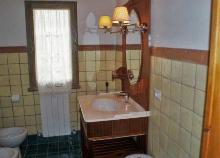 Dettaglio Bagno appartamento Mattacchione Le Fornaci Arezzo