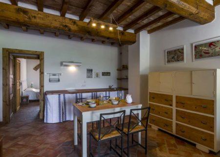 Dettaglio Cucina appartamento Tito Le Fornaci
