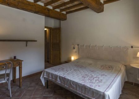Camera da Letto appartamento Tito Casa Vacanze Le Fornaci