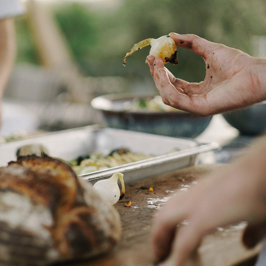 Corso di cucina tipica toscana per gli ospiti della casa vacanze Le Fornaci